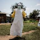Congo confirms 33 new Ebola cases