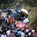 Honduras bus accident claims lives of sixteen
