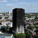 No more victims burn in London flat