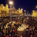 Thousands of Hungarians argue against Orban