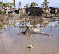 1 million children affected by cyclone Idai