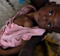 13 million Congolese suffer severe hunger