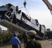 20 killed by bus accident Egypt