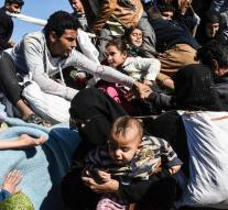 20,000 displaced by attack in Mosul