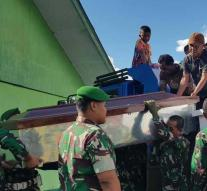 '24 construction workers slaughtered on Papua '