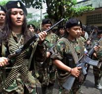 27 years in prison for FARC rebel abductions
