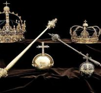 4.5 years in prison for the thief Swedish crown jewels
