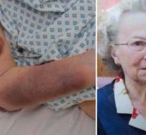 90-year-old woman severely ill-treated in her own home
