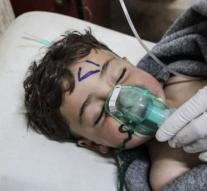 'A child is on the three victims Idlib '