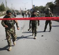 Attack on foreign convoy in Kabul