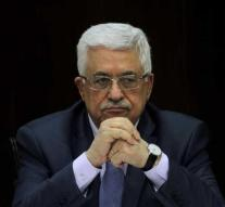 Abbas because of the dust after statements about Jews
