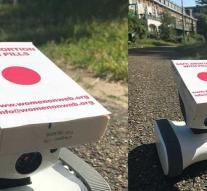 Abortion pills robots seized in Belfast