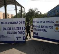 Action against corrupt agents Rio