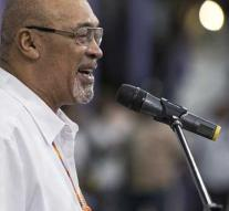 Advocaat advocates acquittal for Bouterse