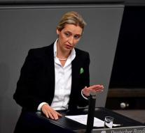 'AfD received illegal Swiss donations'