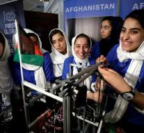 Afghan dream comes true in United States