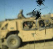 Afghan soldier kills American colleague