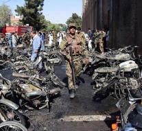 Afghanistan again shocked by attack