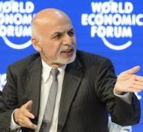 Afghanistan president wants ISIS 'buried'