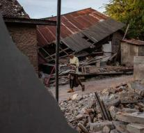 Again Bali earthquake: 'On Lombok it started like that...'