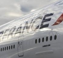 Air France denies further job losses