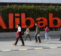 Alibaba is not blacklisted fake goods
