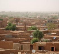 American kidnapped in Niger