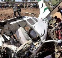 'Americans dead by plane crash Kenya'