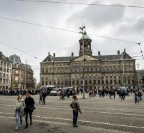 Amsterdam: Million for anti-terrorism measures