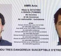 Anis Amri also in image intelligence US