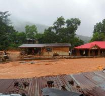 Another 600 missing from Sierra Leone mudflow