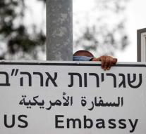 Another embassy in Jerusalem
