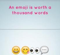 App translates spoken words into emoji