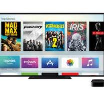 Apple discontinues development TV service '