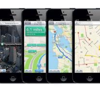 Apple does Apple Maps minor update