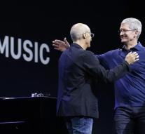 Apple launches more radio stations'