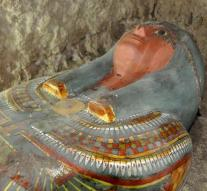 Archaeologists find perfect mummy in Luxor