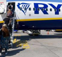 Are you flying with Ryanair?