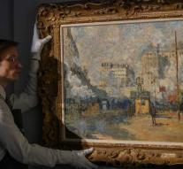 Art collection Rockefeller has already raised € 544 million