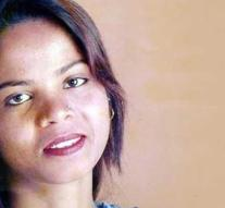 Asia Bibi is in Pakistan