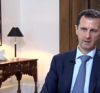 Assad bombing ISIS backfire