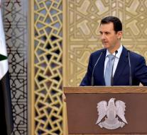 Assad refuses to talk to 'terrorists'
