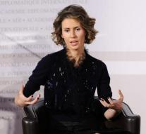 Assad's wife 'got a chance to exile'