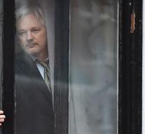 'Assange was interrogated October 17'