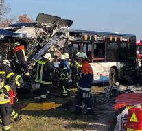 At least 40 injured in serious bus accident Germany