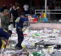 Attack at shopping center Philippines: 2 dead