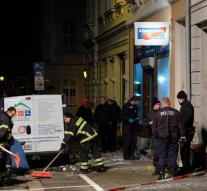 Attack on AfD office
