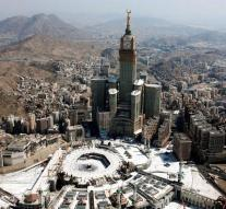Attack on Great Mosque in Mecca