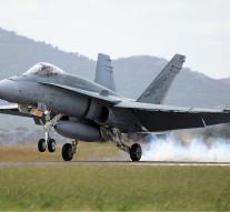 Australia confirms demand military means