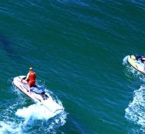 Australian creates son (9) with jetski